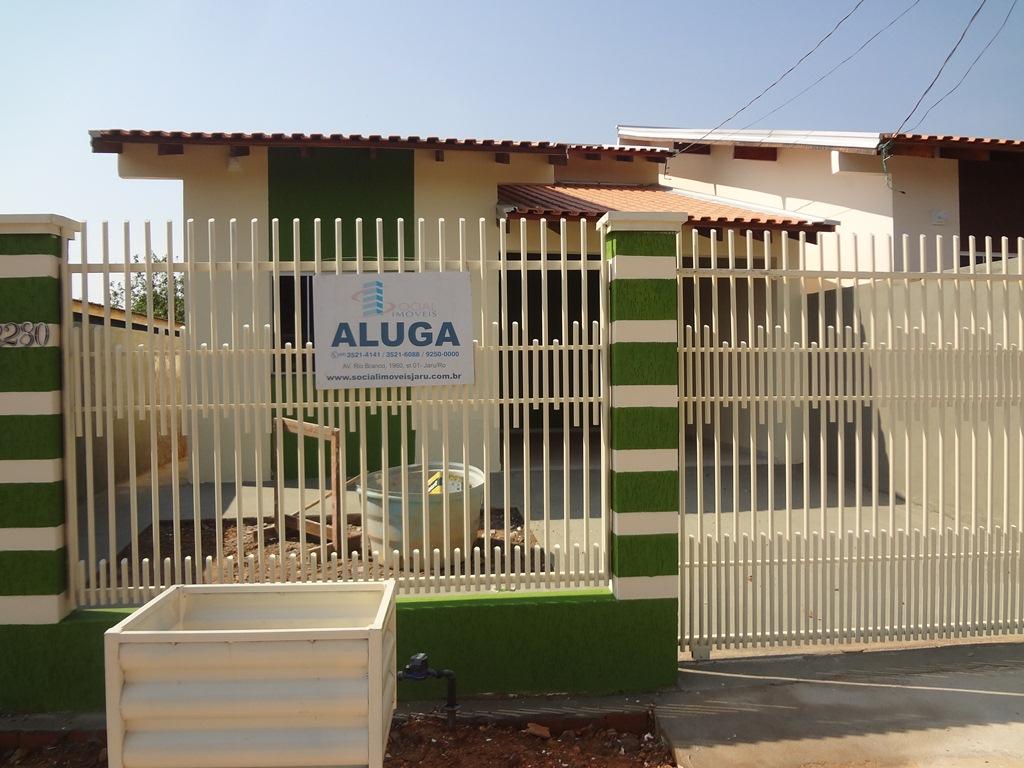 CASA- ALUGUEL- SETOR 05 -Ref 2092